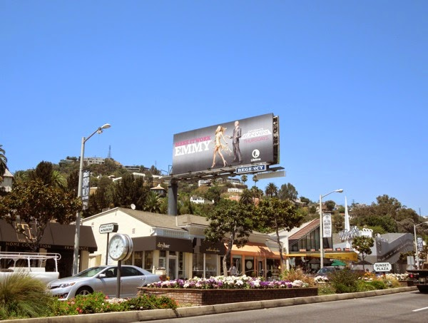 Project Runway season 13 billboard