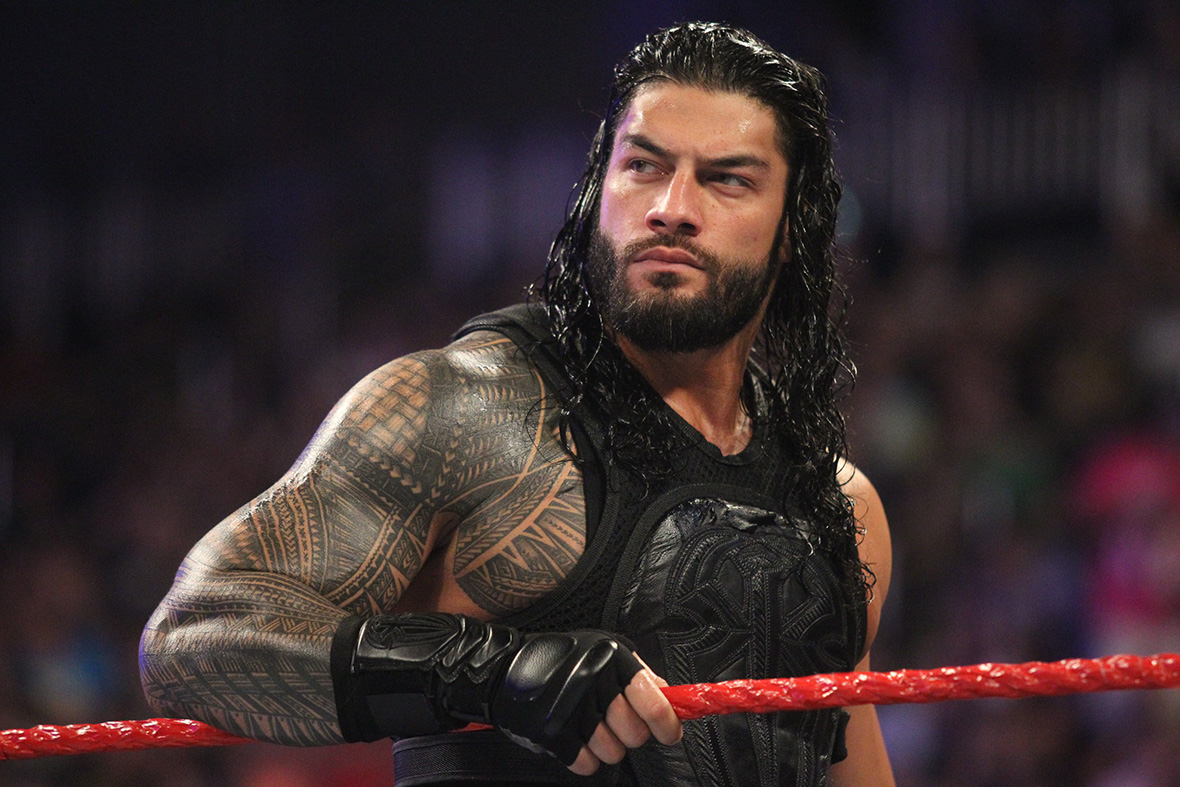 Roman Reigns favourites Wallpapers