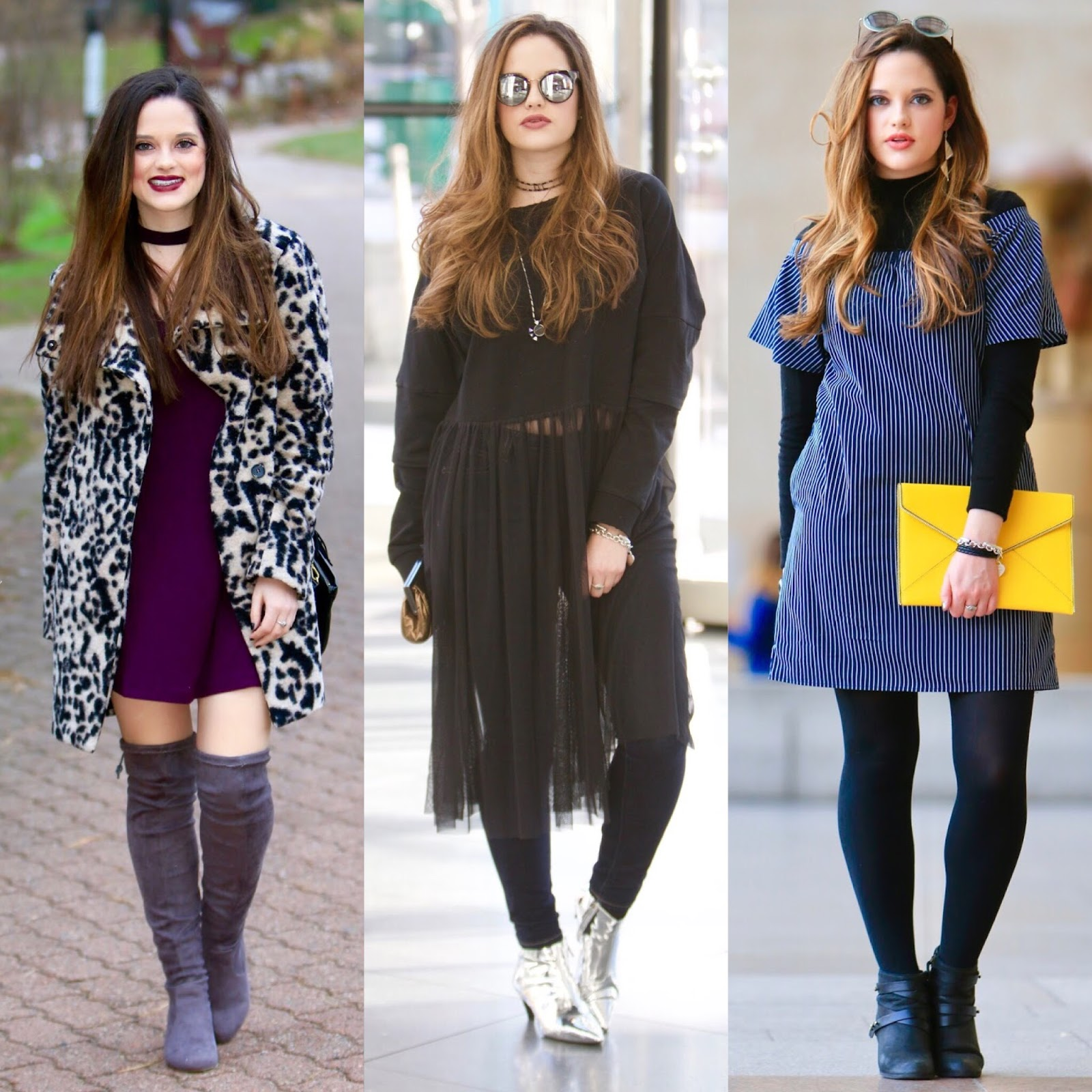 Fashion blogger winter outfit ideas