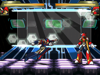 Screenshot 1 Mega Man X8 Full Version