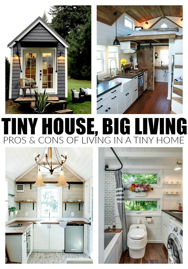 So The Question Iscould YOU Live In A Tiny Home
