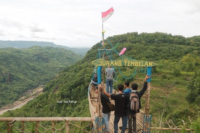 Jurang Tembelan, Yogyakarta