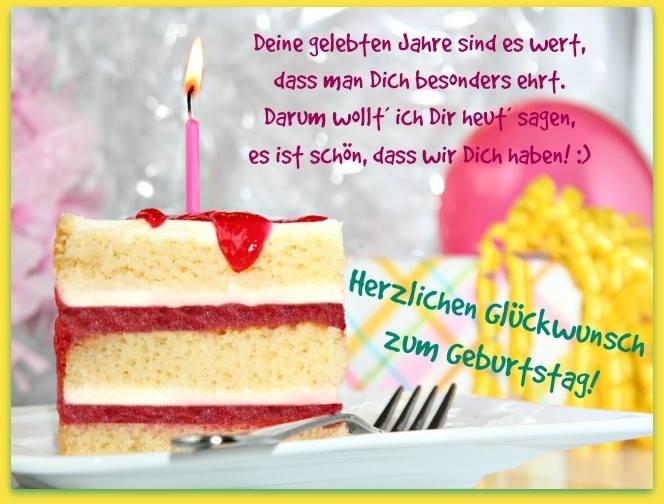 Geburtstag Was Zum Sagt Man