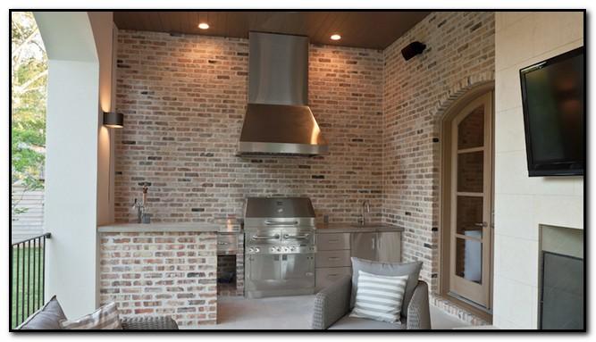 Outdoor Kitchen Vent Hood - Design Home & Kitchen