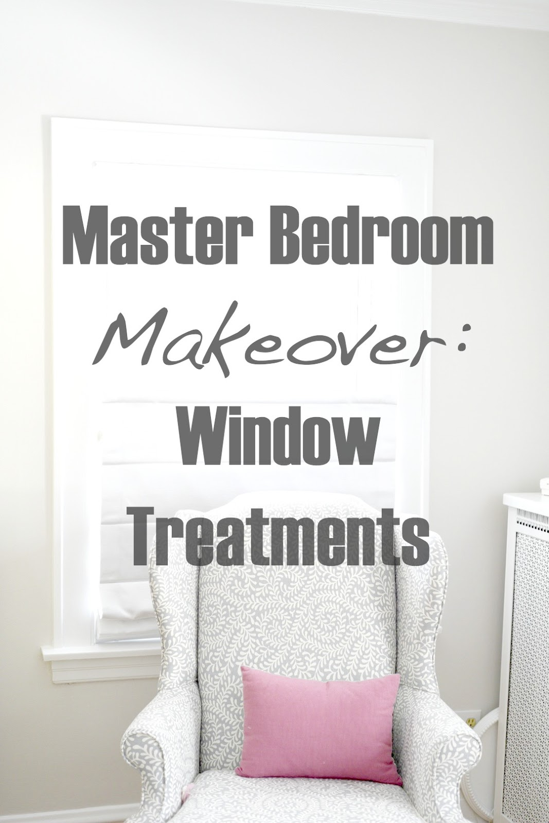 Master Bedroom Window Treatments By Graber