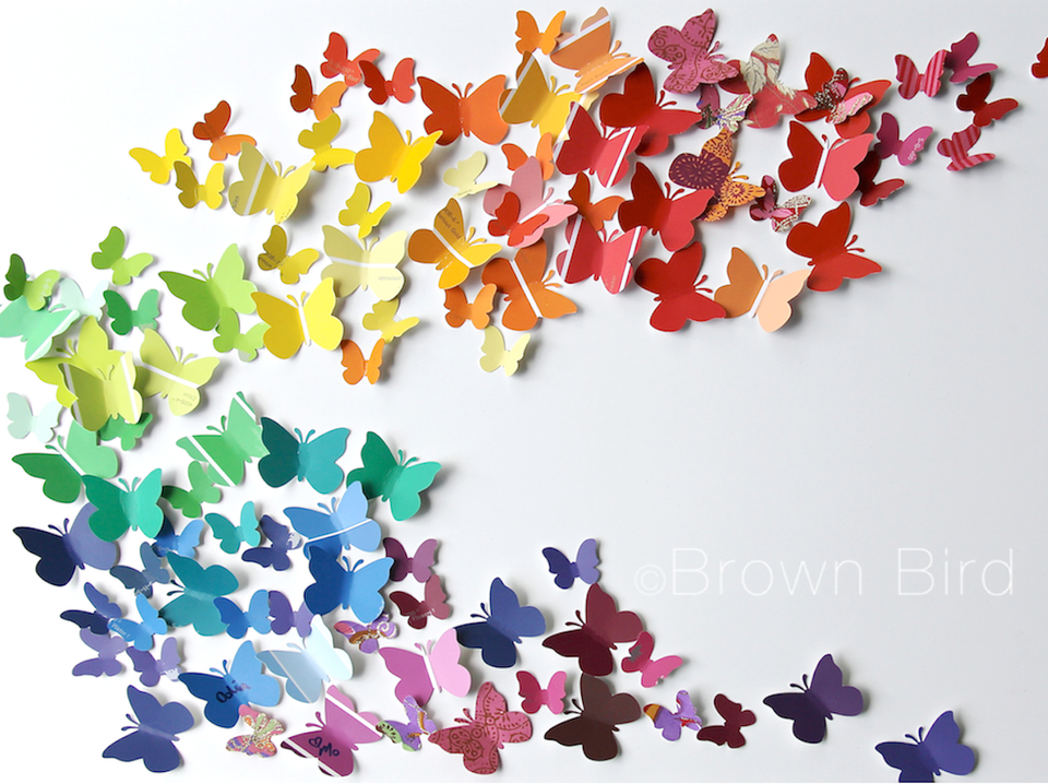 Xing Fu How To Use The Butterfly Symbol For Good Feng Shui