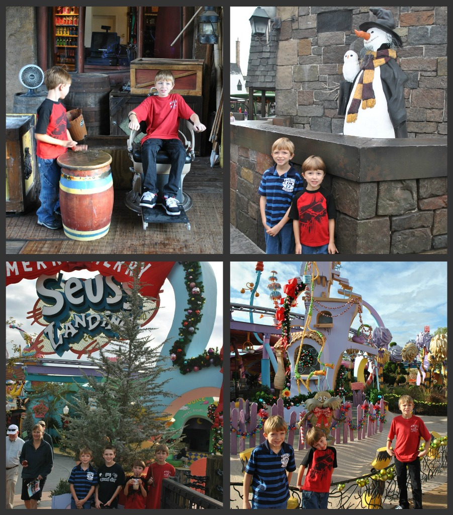 Life With 4 Boys: Extend Your Holiday Cheer At Universal
