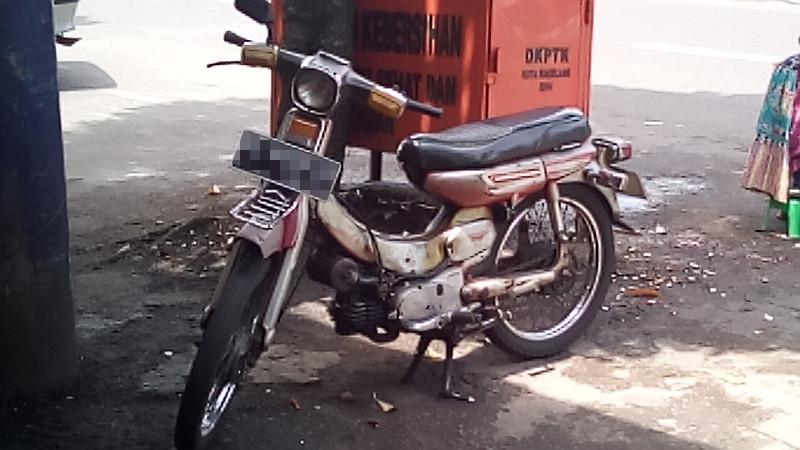 Yamaha V Series Autolube V50  V75  V80
