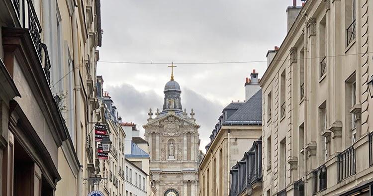 Residency in Paris, France