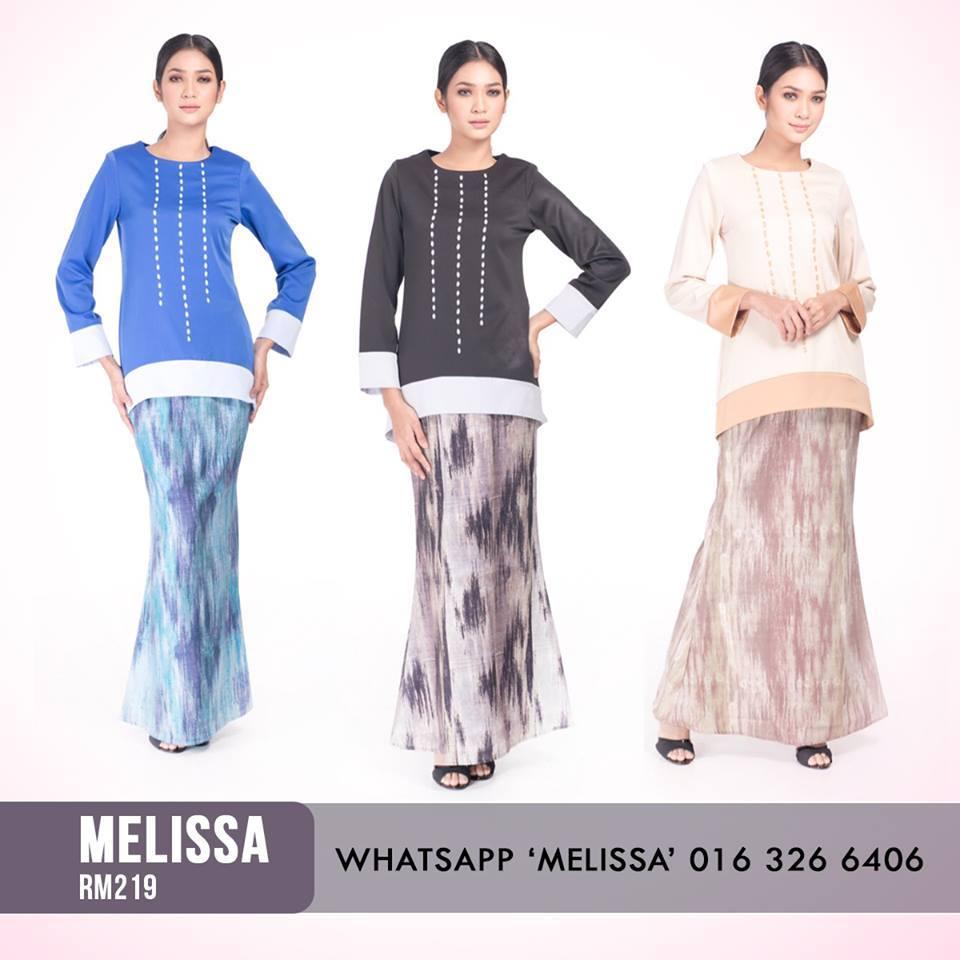 Koleksi Fesyen Fashion Baju Raya Kurung Moden 2016 2821 29 Jpg