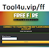 Tool4u.vip/ff || Free Fire Hack Diamond & Coins With Tool4u Vip FF 2019