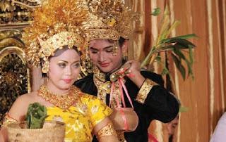 Ritual Pernikahan Bali