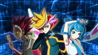 Ver Yu-Gi-Oh! VRAINS Online