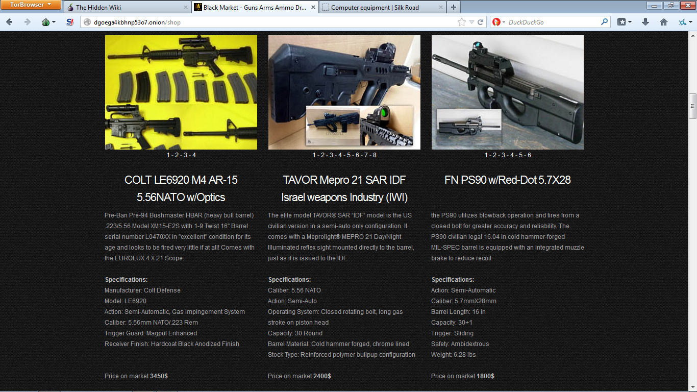 Kelompok 10 EPTIK (DEEP WEB / HIDDEN WEB): Screenshot Situs