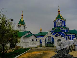 Бахмут. Православний комплекс
