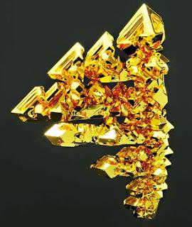 oro nativo cristalizado - los minerales