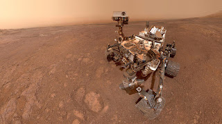 Scientists have discovered the secret of the Martian mountains