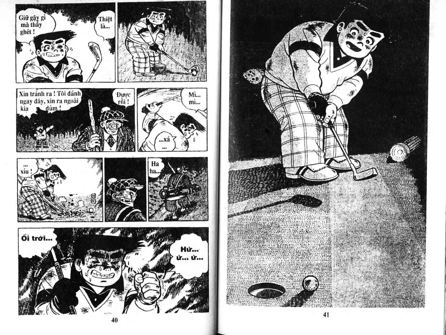 Ashita Tenki ni Naare chapter 50 trang 19