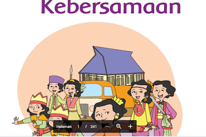 Download Buku Guru Kls 1 2 3 4 5 dan 6  SD Kurikulum 2013 Revisi Tahun 2017