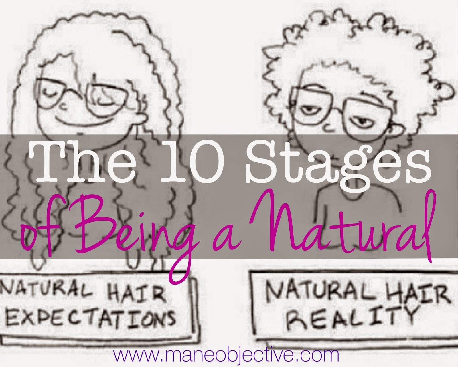 The 10 Stages of Being a Natural