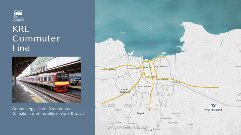 KRL (Commuter Line) Jakarta - Bekasi - Cikarang