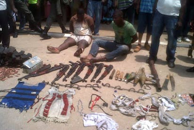 kidnappers in nigeria