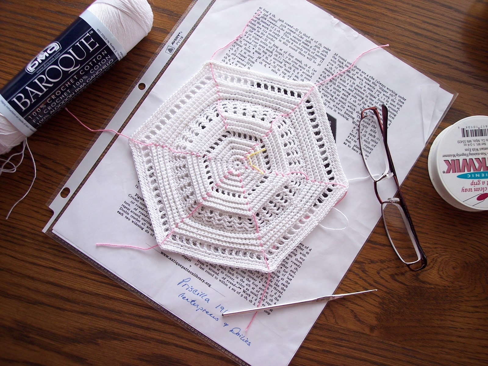 Getting Started With Thread Crochet