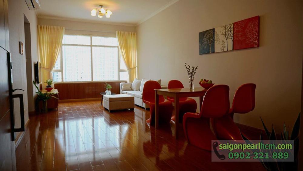 Bán căn hộ Saigon Pearl 2 phòng ngủ 89m2 - hình 2