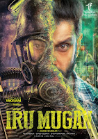 International Rowdy (Iru Mugan) 2016 Hindi Dubbed 720p HDRip Full Movie ESubs