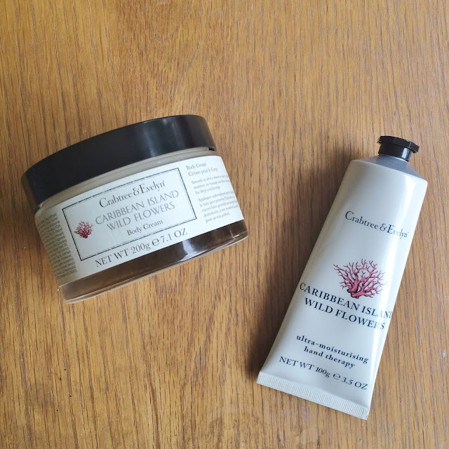 Crabtree-and-Evelyn-hand-body-cream-wild-flower-review