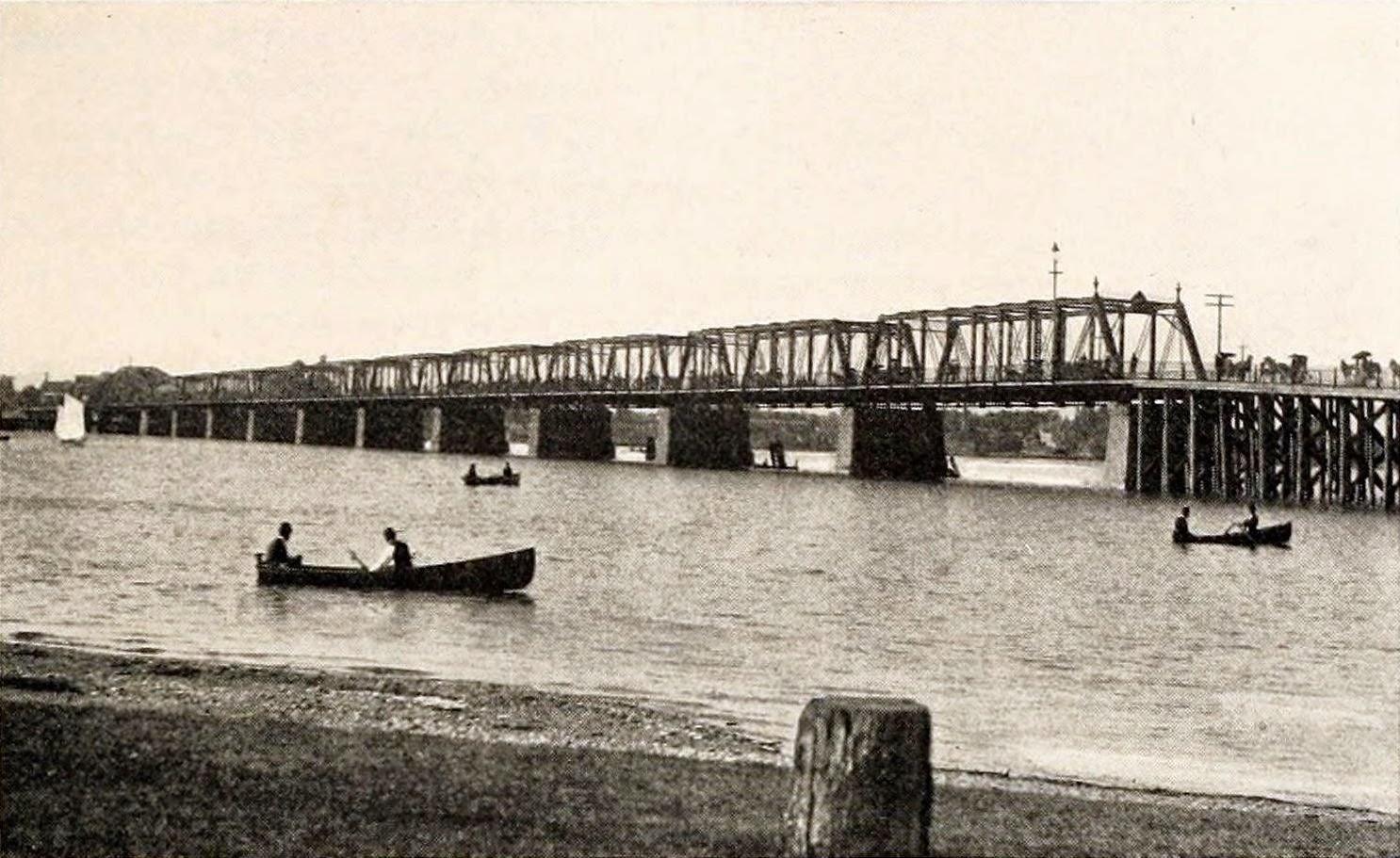 Image result for douglas arthur belle isle bridge photo
