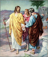 1. Jesus on the Road to Emmaus