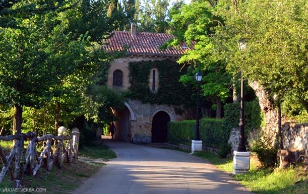 Monasterio de San Polo en Soria, España. Por Viaja et verba