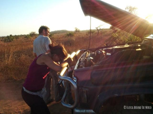 desesperación en Madagascar