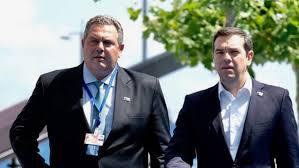 «Βόμβα» Καμμένου... Πρωθυπουργός ο Κώστας Καραμανλής σε κυβέρνηση εθνικής  ενότητας 7924e0d520f