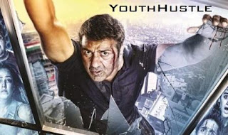 Most famous stunt from movie Ghayal Once Again