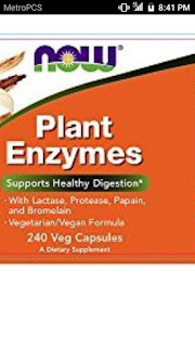 plant enzyme reflux