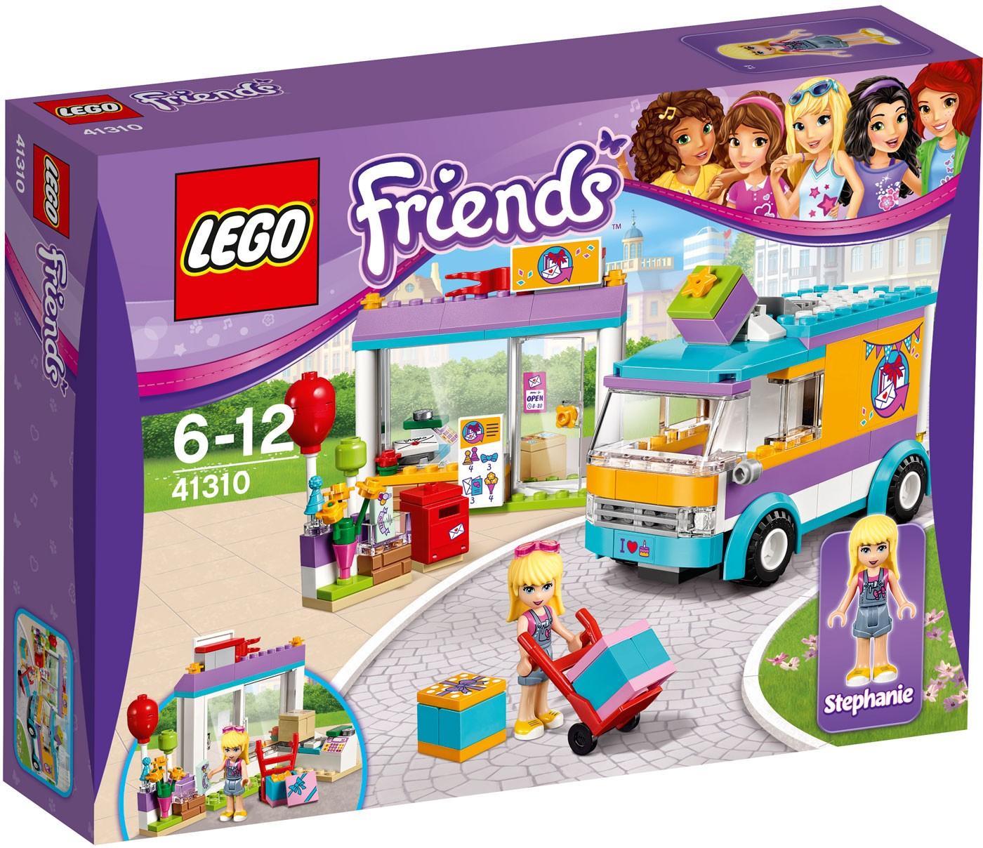 Fan Designed Lego Friends Heartlake City: Heartlake Times: 2017 LEGO Friends Sets