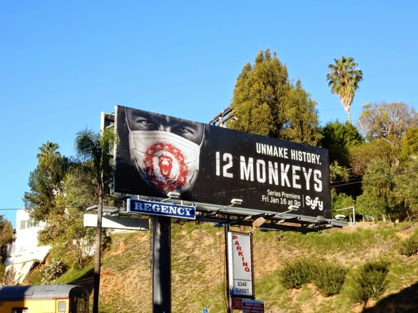 12 Monkeys season 1 billboard