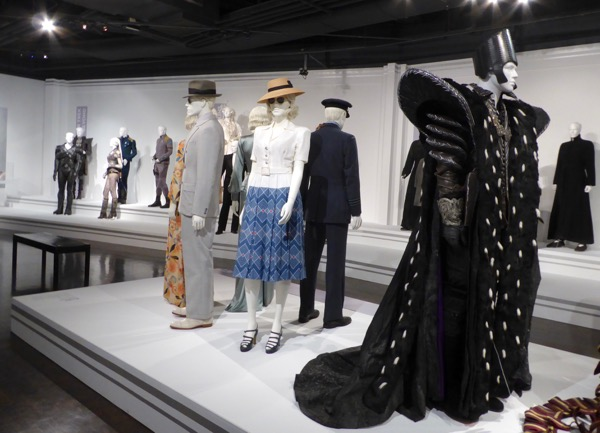 25th Art of Motion Picture Costume Design exhibition