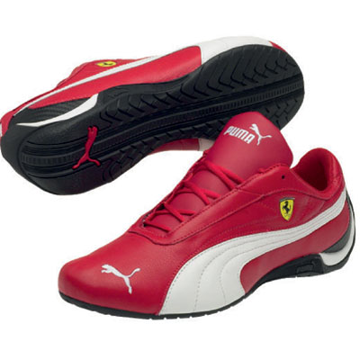 Paimo Fashion 2012: Puma Ferrari Shoes