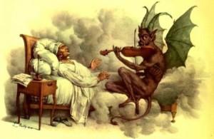 """The legend of Tartini's """"Devil's Trill Sonata"""""""