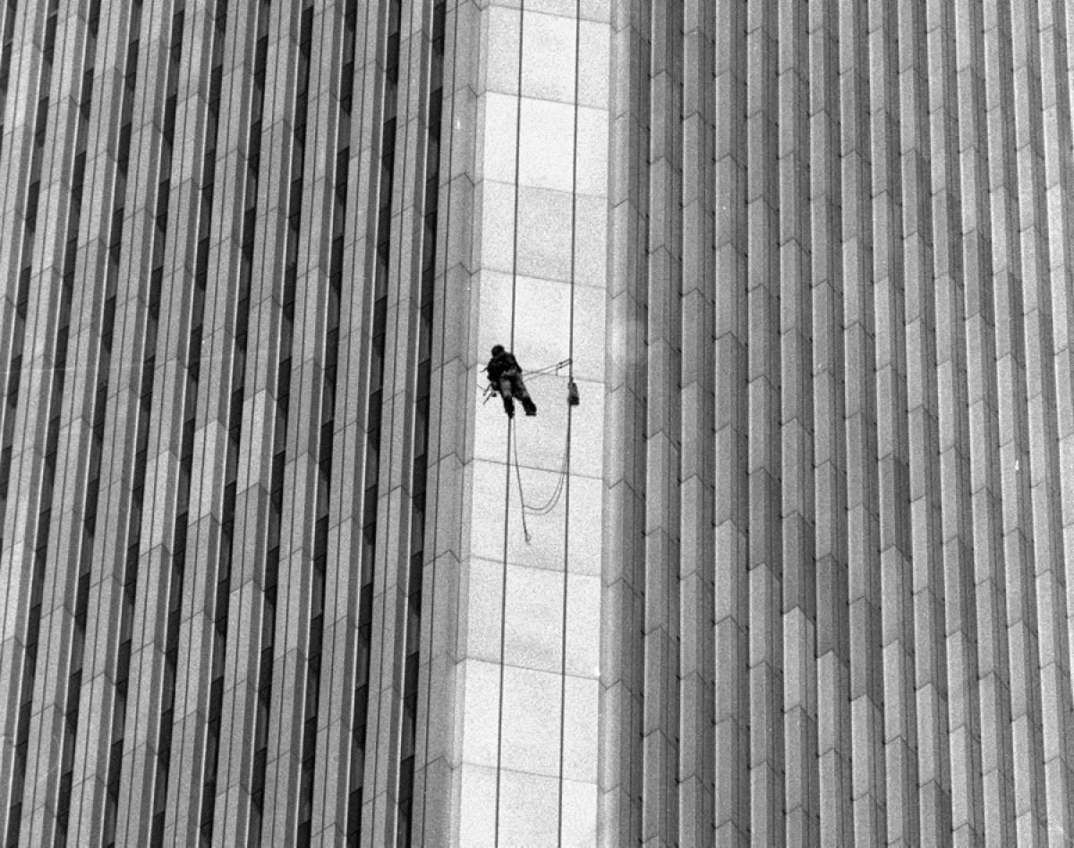 Photos World Trade Center 1975 2001 Cabel Kawan