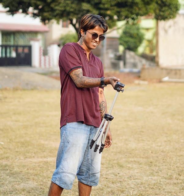 Sourajit Saha Photoshoot 5
