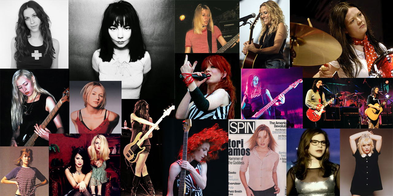 jan munoz the women of the 90s rock alternative and