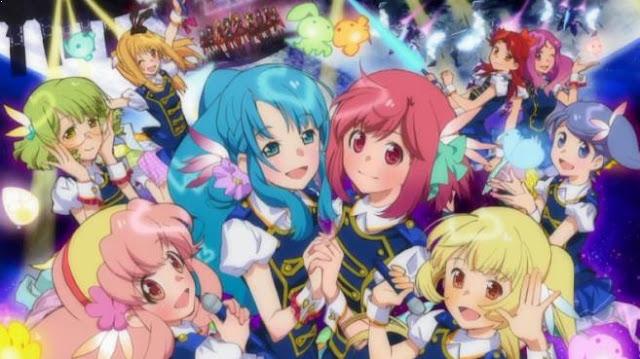 AKB0048 - Daftar Anime berkenaan Idol Terbaik