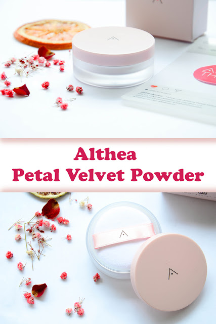 althea powder review