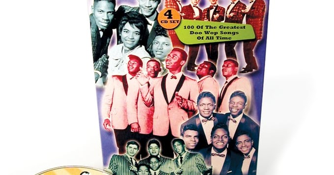 Lágrima Psicodélica: The Encyclopedia of Doo Wop