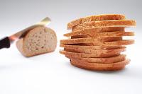 Le pain blanc oblige le corps  à beaucoup dépenser