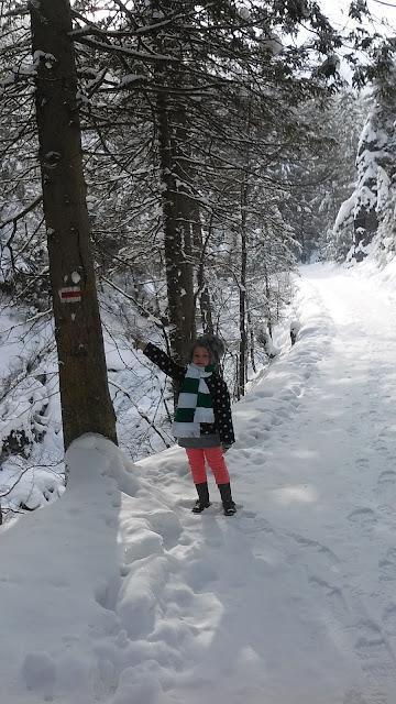 Tatry zimą: 25.02. – 01.03. 2018r. – dzień 1